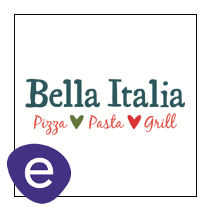 Bella Italia (The Restaurant Card) E Code