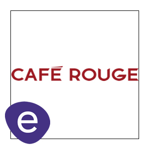 Cafe Rouge (The Restaurant Card) E Code
