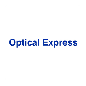 Optical Express Gift Vouchers