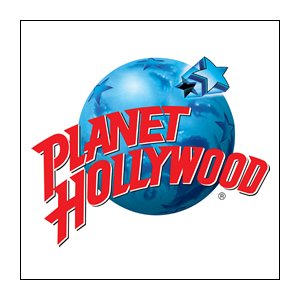 Planet Hollywood (London) Gift Vouchers