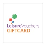 Leisure Vouchers Gift Card
